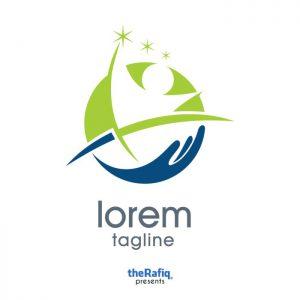 Abstract Logotipo Templates Colecao ver 08