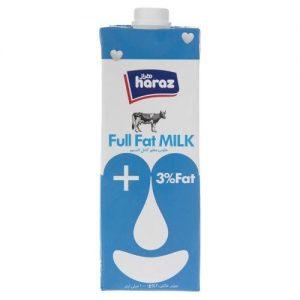 شیر پر چرب هراز حجم 1000 میلی لیتر