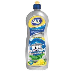 مایع ظرفشویی اوه سری Platinium مدل Lemon مقدار 750 گرم