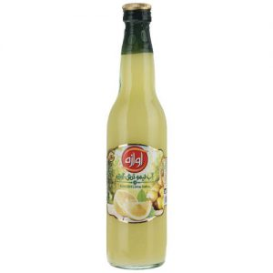 آب لیمو ترش آوازه مقدار 420 میلی لیتر