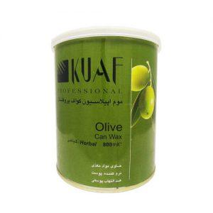 موم موبر کواف مدل olive وزن 800 گرم