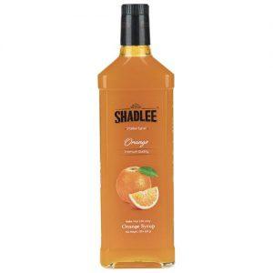 شربت پرتقال شادلی حجم 0.6 لیتر