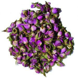 دمنوش غنچه گل محمدی فله مقدار 500 گرم