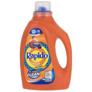 مایع لباسشویی راپیدو مدل Turbo Clean مقدار 1500 گرم