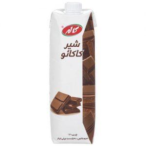شیر کاکائو کاله حجم 1 لیتر