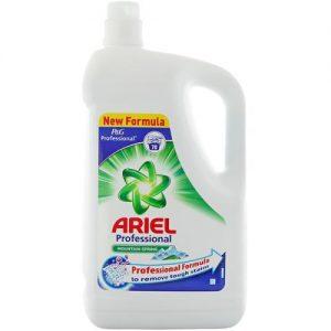 مایع لباسشویی آریل مدل پنج کاره ظرفیت 4.55 لیتر