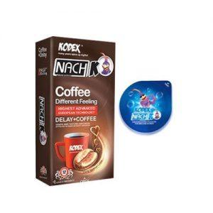 کاندوم تاخیری کدکس مدل بلیسر به همراه کاندوم کدکس مدل COFFE بسته 12 عددی