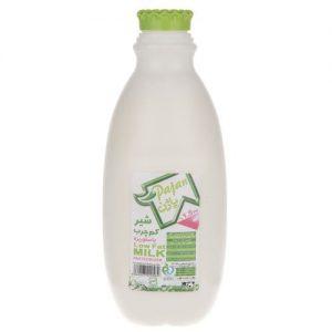 شیر کم چرب پاژن حجم 1.4 لیتر