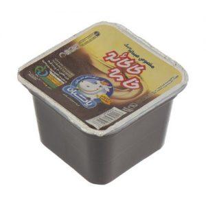خامه کاکائویی صبحانه پاکبان وزن 100 گرم