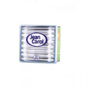 گوش پاک کن جین کارول مدل 1254 بسته 72 عددی