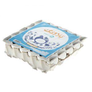 تخم مرغ جامبو تلاونگ بسته 20 عددی
