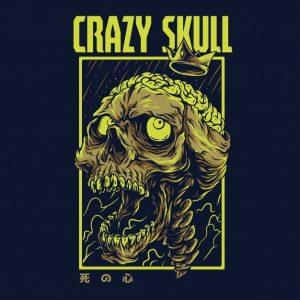 جمجمه دیوانه از بین رفت | Crazy skull remastered
