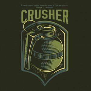 سنگ شکن سبز | Crusher green