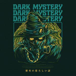 رمز و راز تاریک | Dark mystery