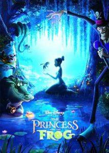 شاهزاده و قورباغه (2009)