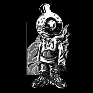 آزمایش گه های سیاه و سفید | Experiment shit black & white