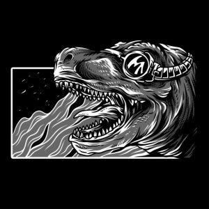 دوران منقرض سیاه و سفید | Extinct era black & white