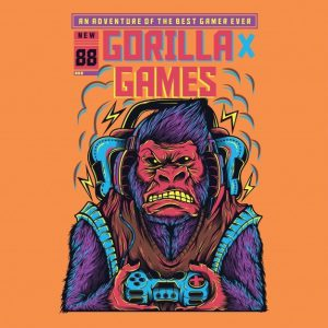 بازی های گوریل | Gorilla games
