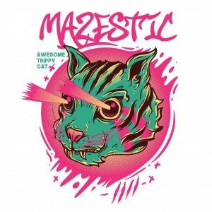 با شکوه | Mazestic