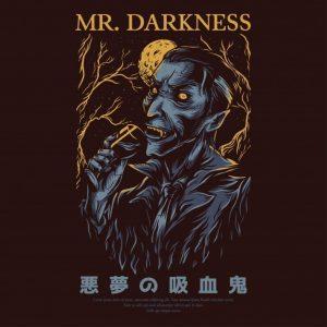 آقای تاریکی | Mr. darkness
