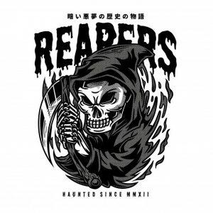 درو سیاه و سفید   Reapers black and white