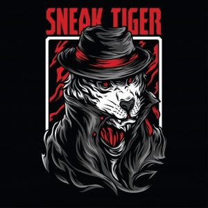 ببر دزدکی   Sneak tiger