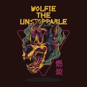 گرگی غیرقابل توقف | Wolfie the unstoppable