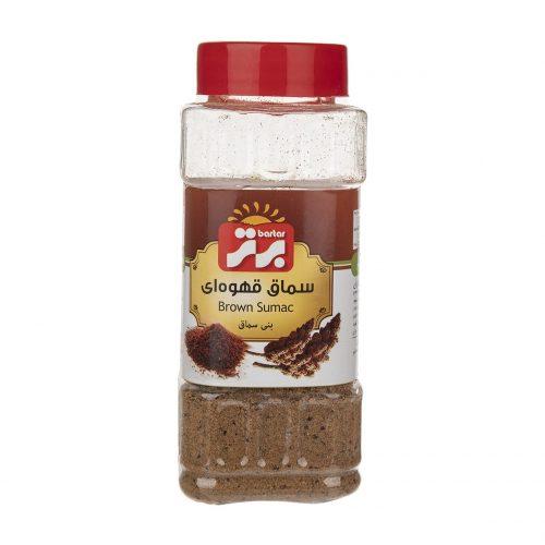 سماق قهوه ای برتر وزن ۷۵ گرم
