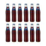 نوشابه گازدار پپسی – ۲۵۰ میلی لیتر بسته ۱۲ عددی