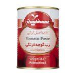 رب گوجه فرنگی سمیه مقدار ۴۰۰ گرم