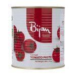 رب گوجه فرنگی بیژن مقدار ۸۰۰ گرم