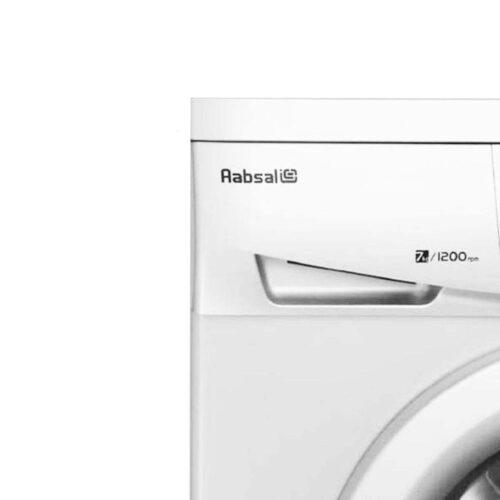 ماشین لباسشویی آبسال مدلREN7012-W سفید