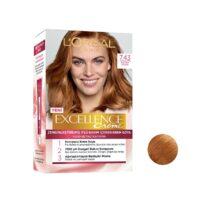 کیت رنگ مو لورآل سری Excellence شماره 7.43 حجم 48 میلی لیتر رنگ بلوند مسی