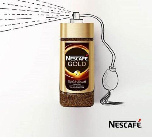 قهوه فوری نسکافه گلد مقدار 100 گرم اورجینال