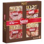 شکلات نستله 1927 بسته 4 عددی مقدار 260 گرم