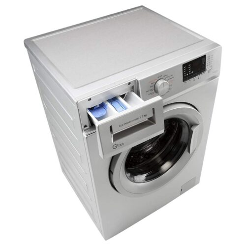 ماشین لباسشویی جی پلاس مدل GWM-72B13 ظرفیت 7 کیلوگرم