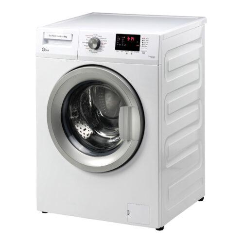 ماشین لباسشویی جی پلاس مدل 82B13 ظرفیت 8 کیلوگرم